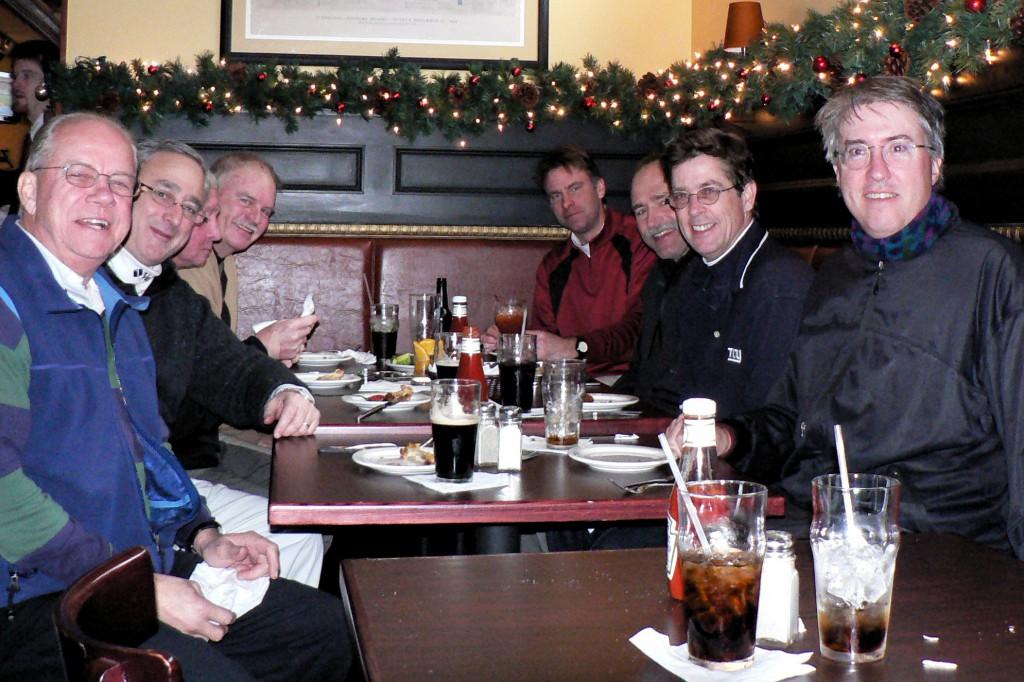 Pipin's Pub, January 1, 2008.