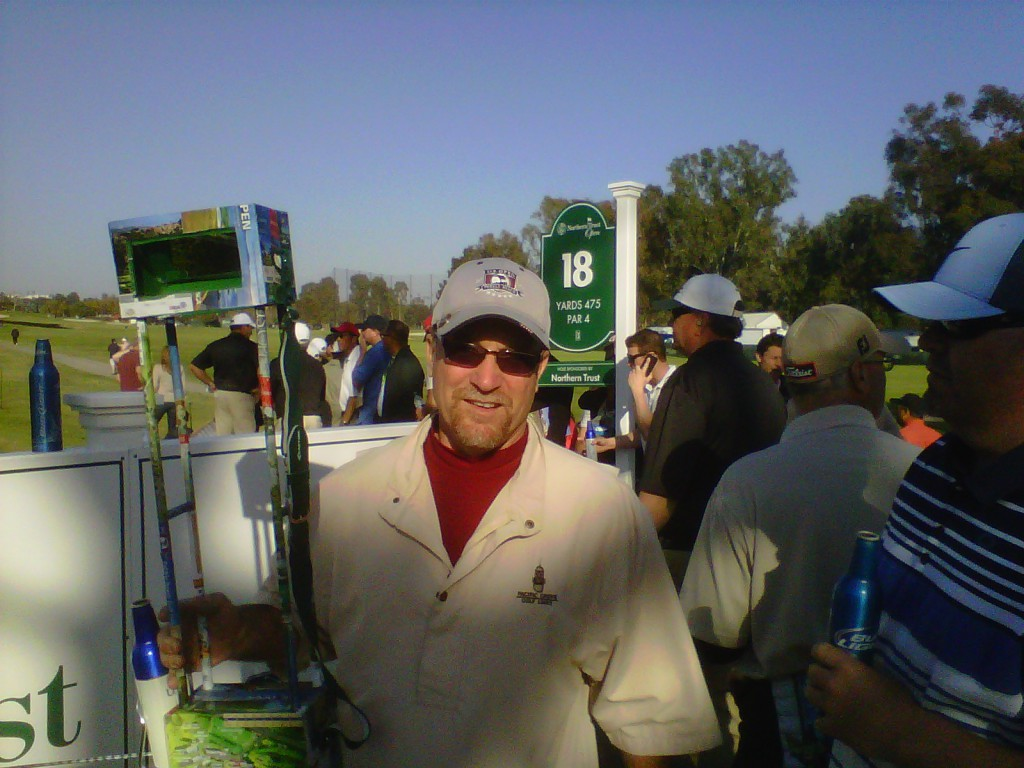 2013 Northern Trust Play Off