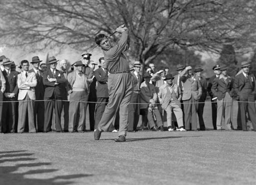 Bobby Jones, 1941 Masters.