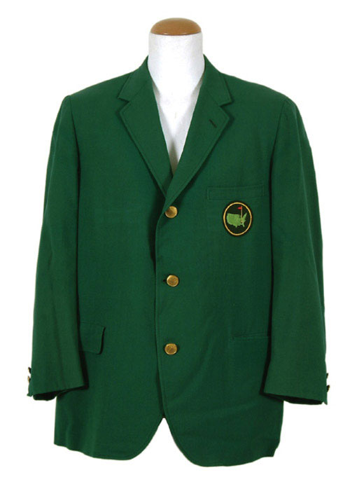 "Masters Countdown: The First ""Green Coats"" 
